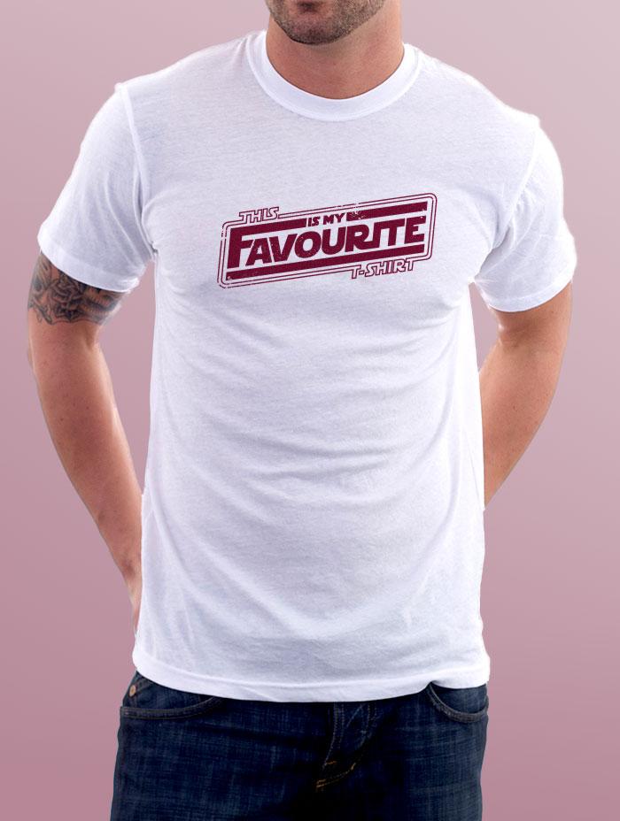 My Favourite T-Shirt
