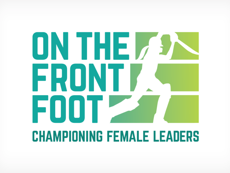 On the Front Foot Logo