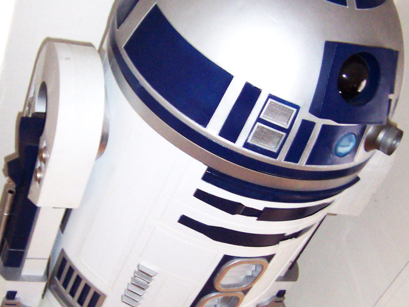Life Sized R2
